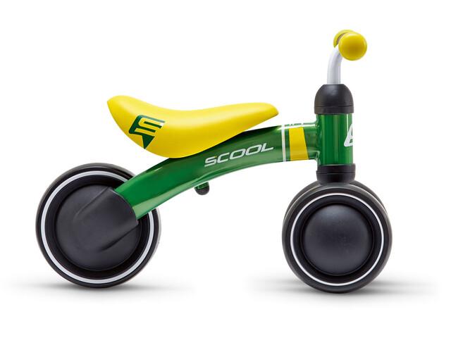 s'cool pedeX first Green/Yellowmatt